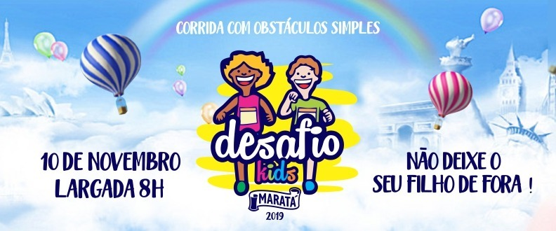 DESAFIO KIDS 2019