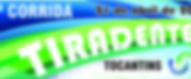 Banner corrida tiradentes