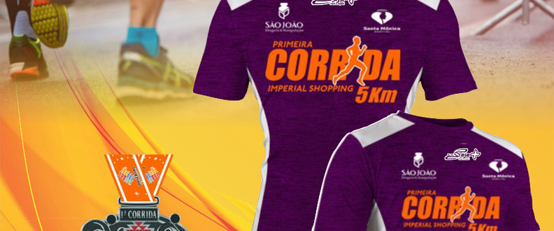 1° Corrida Imperial Shopping