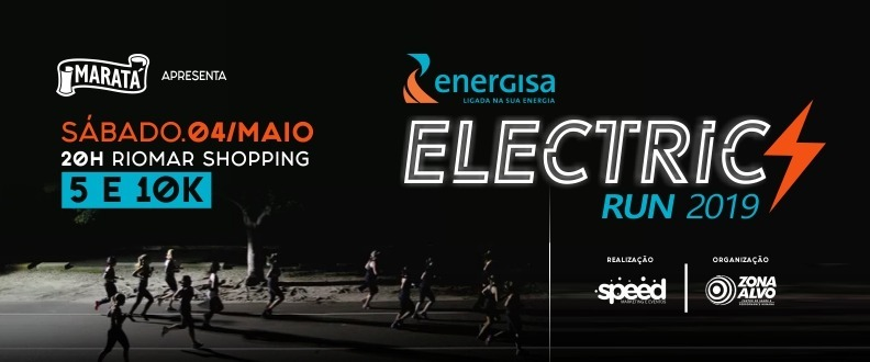 ENERGISA -  ELECTRIC RUN 2019