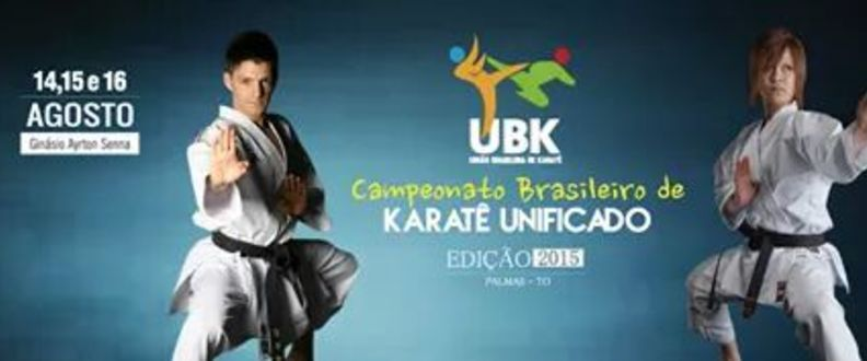 CAMPEONATO BRASILEIRO DE KARATE UNIFICADO