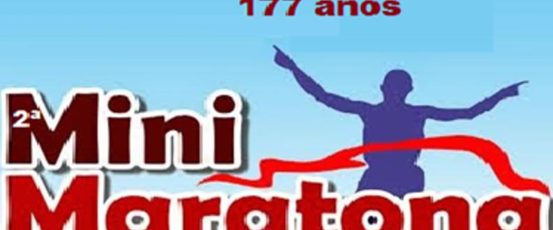 2ª MINIMARATONA DA EMANCIPAÇÃO POLÍTICA DE IRARÁ