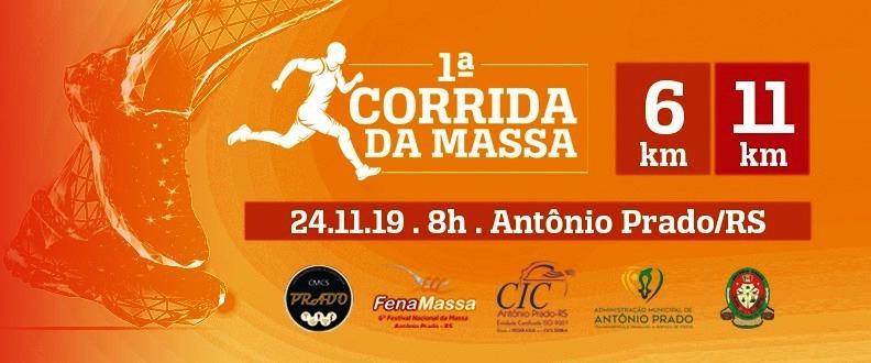 1a Corrida da Massa - Antônio Prado