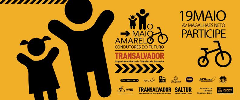 Maio Amarelo - Os Condutores do Futuro