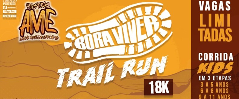 BORA VIVER TRAIL RUN 2019 - AME