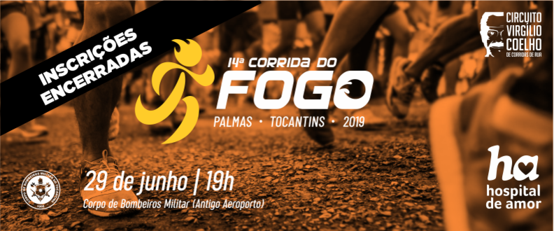 CORRIDA DO FOGO 2019