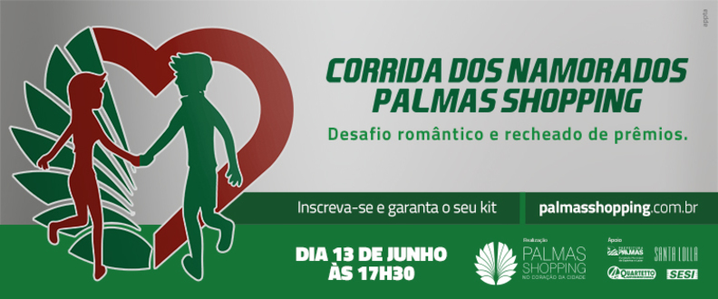 Corrida Palmas Shopping