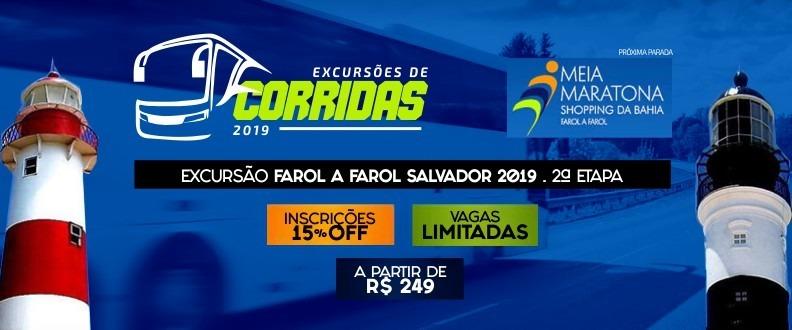 EXCURSÃO CONCEITO FAROL FAROL SALVADOR - ETAPA 2