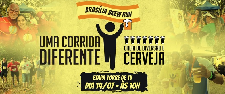 Brasília Brew Run Torre de TV