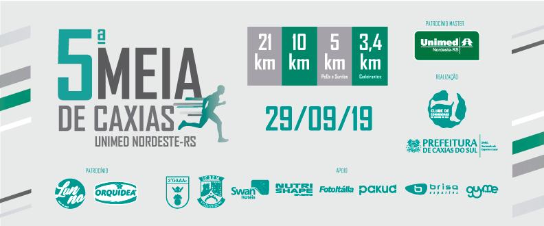 5ª Meia Maratona de Caxias do Sul