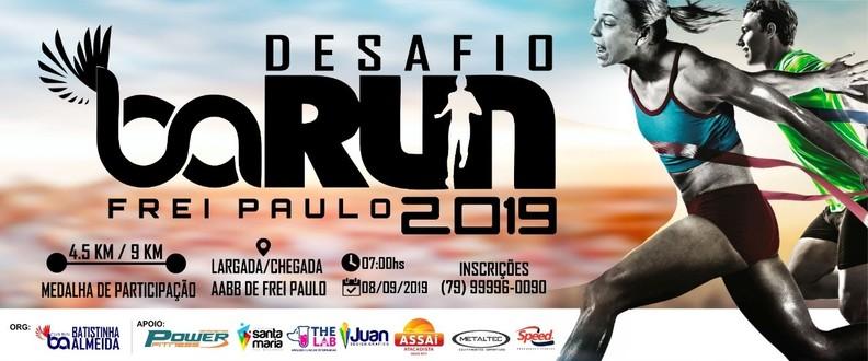Desafio Batistinha Almeida Run 2019