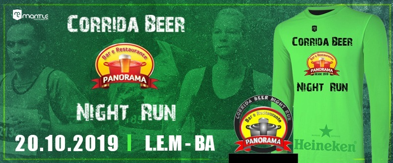 CORRIDA BEER NIGHT PANORAMA RUN