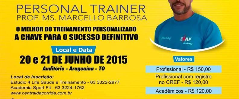 Personal Trainer - O melhor do treinamento