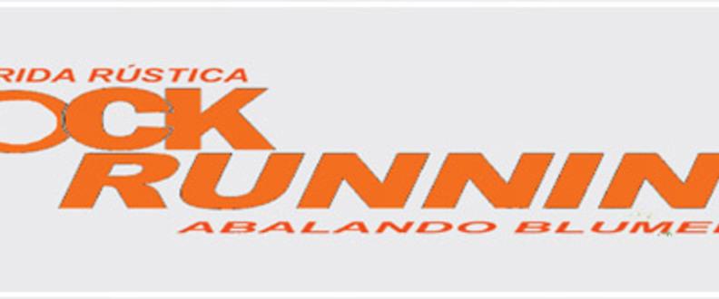 1ª CORRIDA RÚSTICA ROCK RUNNING - ABALANDO BLUMENA