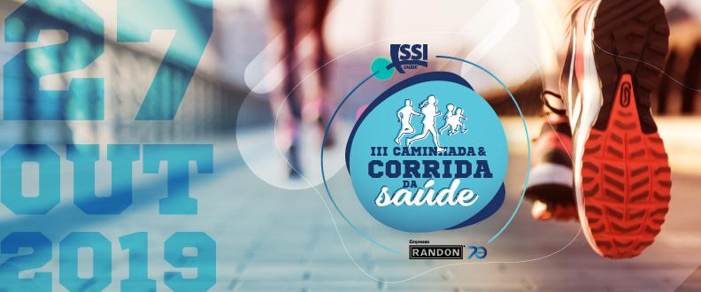 3º Caminhada e Corrida da Saúde - SSI e Randon