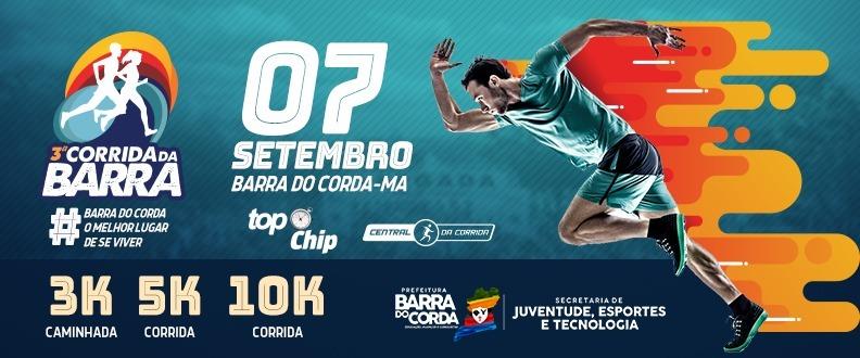 3ª CORRIDA DA BARRA