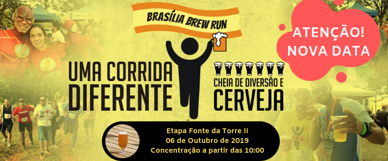 Brasilia Brew Run - Etapa Torre de TV 2