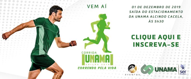 CORRIDA DA UNAMA 2019