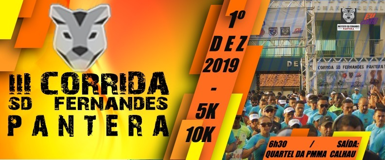 III CORRIDA SD FERNANDES PANTERA