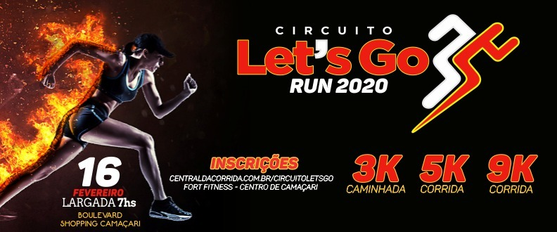 CIRCUITO LETS GO RUN