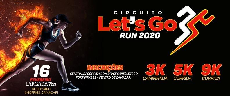CIRCUITO LETS GO RUN