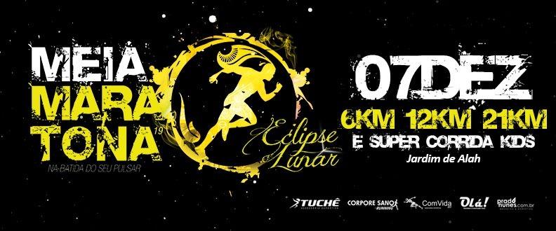 Meia Maratona Noturna Eclipse Lunar 2019