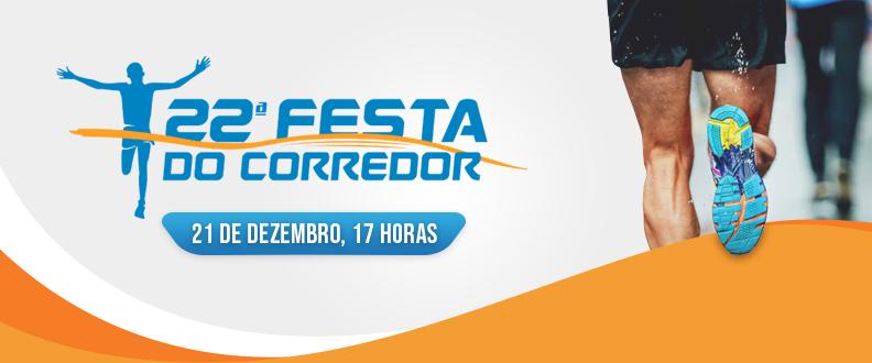 22ª FESTA DO CORREDOR