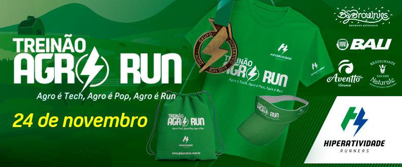 Treinão Agro Run 2019