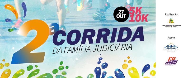 2ª CORRIDA DA FAMÍLIA JUDICIÁRIA 2019