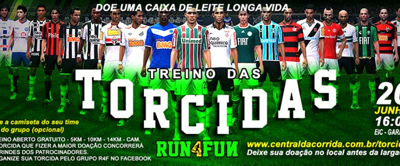 TREINO DAS TORCIDAS