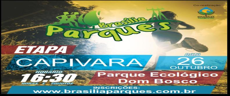Brasília Parques Etapa Capivara