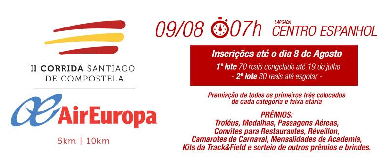 II Corrida Santiago de Compostela