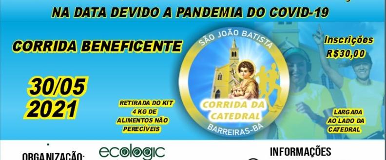 CORRIDA DA CATEDRAL SÃO JOÃO BATISTA