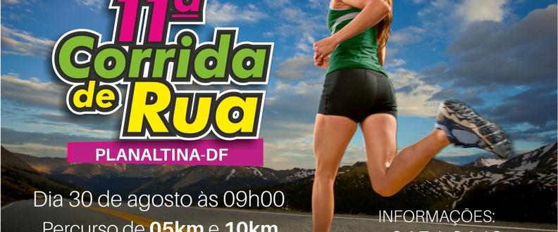 11ª CORRIDA DE RUA DE PLANALTINA-DF