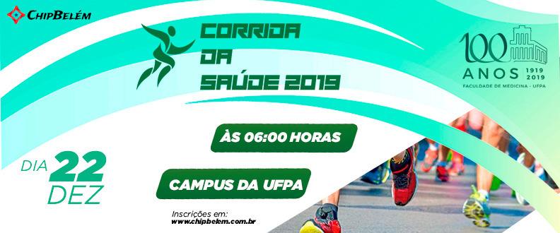 CORRIDA DA SAÚDE 2019
