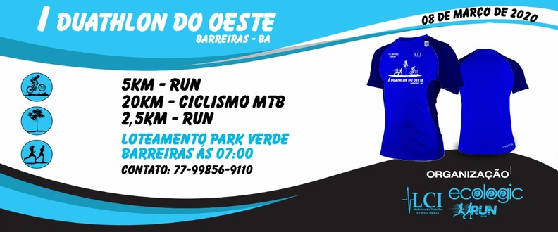 I DUATHLON DO OESTE