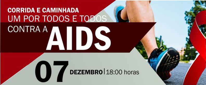 UM POR TODOS E TODOS CONTRA AIDS