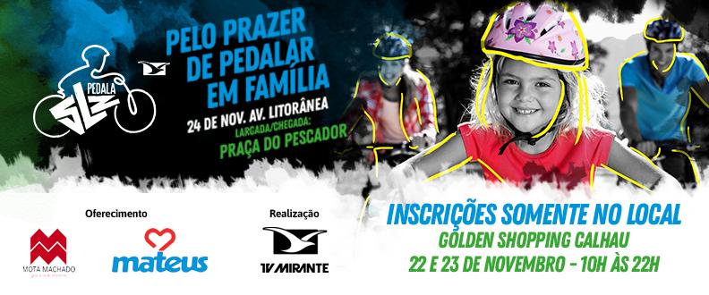 Pedala São Luís 2019