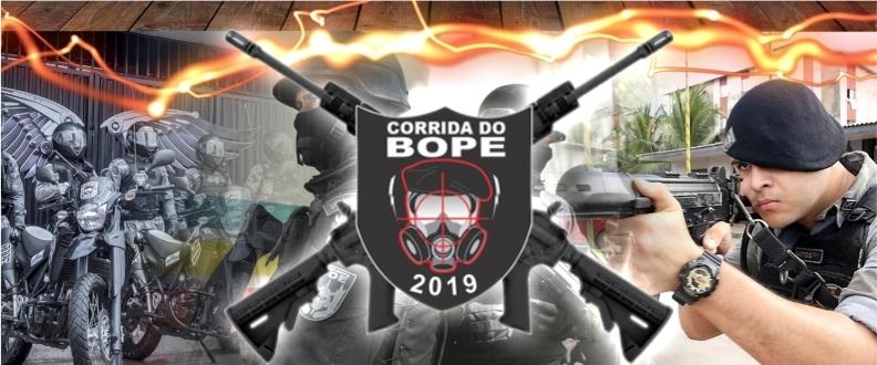 3ª CORRIDA DO BOPE 2019