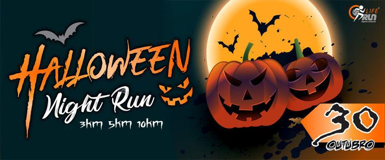 Halloween Night Run