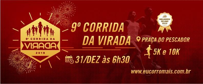 9ª CORRIDA DA VIRADA