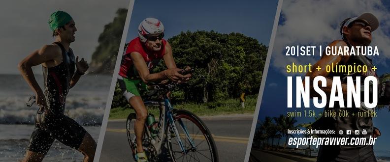Heróis do Triathlon SUBWAY® 2015 - Etapa INSANO