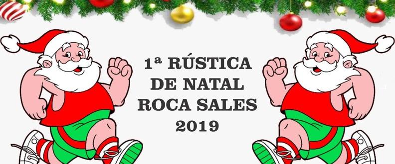1ª RÚSTICA DE NATAL ROCA SALES
