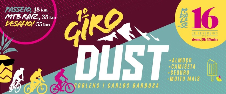 1º Giro Dust