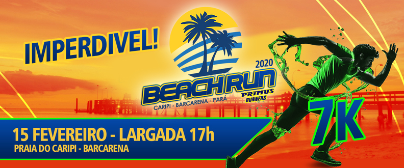 1ª CORRIDA BEACH RUN PRIMUS RUNNERS