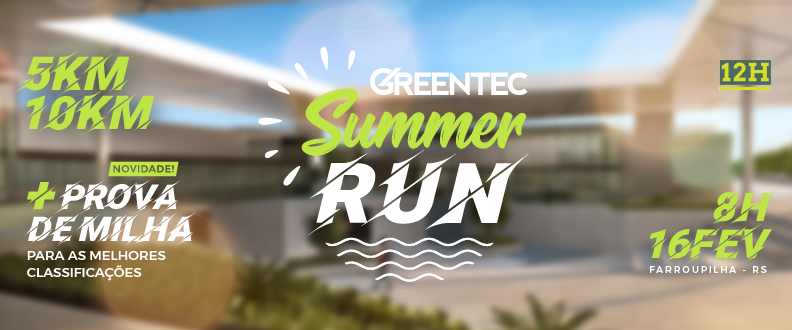 Greentec Summer Run