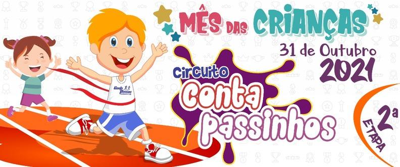 CIRCUITO CONTA PASSINHOS 2ª Etapa 2021