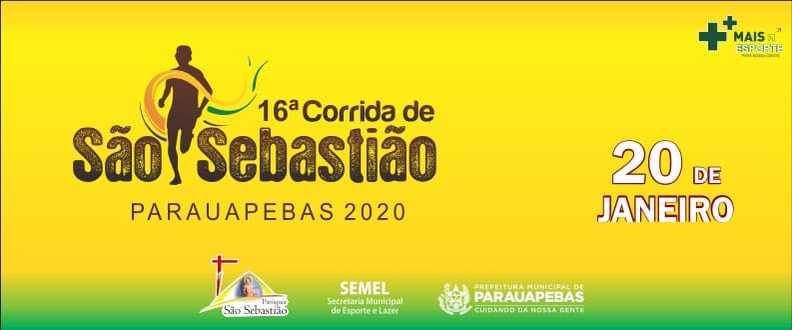 16ª CORRIDA DE SÃO SEBASTIÃO