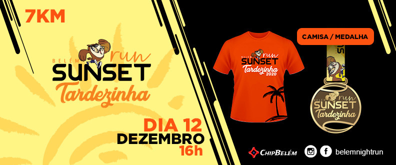 BELÉM SUNSET RUN 2020