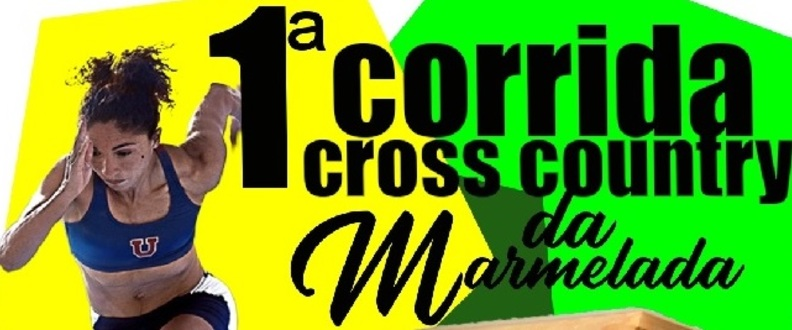1º corrida cross country da marmelada